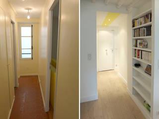 Appartement 2 pièces 42m2:  de style  par Créateurs d'interieur