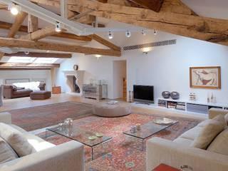 M A+D Menzo Architettura+Design 现代客厅設計點子、靈感 & 圖片