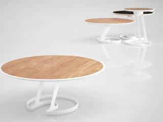 Table ORBIS par Gauthier Poulain Design Éclectique