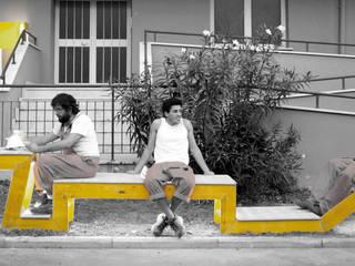 STRIP-TEASE_2:  de estilo  de a.b. - Ander Barandiaran