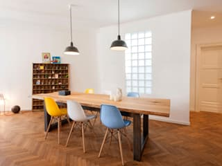Modern dining room by INpuls interior design & architecture Modern