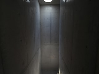 Minamiyama house TOMOAKI UNO ARCHITECTS ミニマルな 家