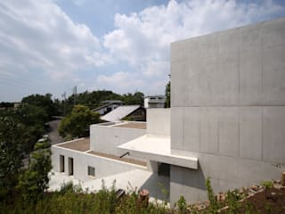 Minamiyama house: TOMOAKI  UNO  ARCHITECTSが手掛けた家です。
