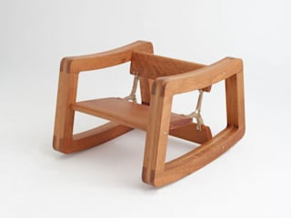 ROLLING CHAIR!! Rocking chair? Sofa for 1 person?: Y.G.Park Wood Studio [박연규 우드스튜디오]의