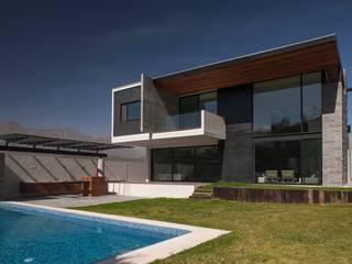 Дома в стиле модерн от URBN Модерн