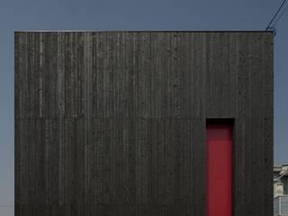Casas estilo moderno: ideas, arquitectura e imágenes de eu建築設計 Moderno