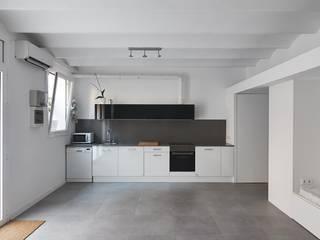 Cuisine minimaliste par AFarquitectura Minimaliste