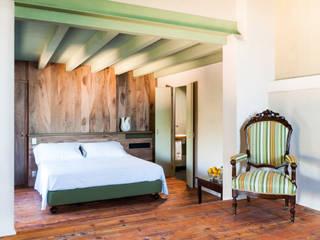 Studio Athesis Dormitorios de estilo minimalista