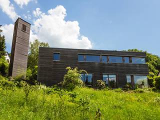 Haus Emmaus - Gemeindezentrum, Heppenheim-Erbach Moderne Schulen von Helwig Haus und Raum Planungs GmbH Modern