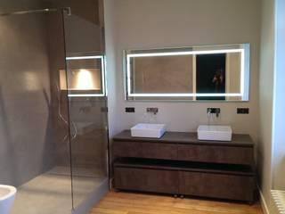 Jean-Paul Magy architecte d'intérieur Minimalist bathroom