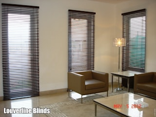 de Louverline Blinds Asiático