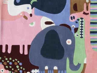 Tapis puzzle animaux:  de style  par ART FOR KIDS