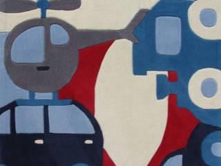 Tapis Puzzle Voyage:  de style  par ART FOR KIDS