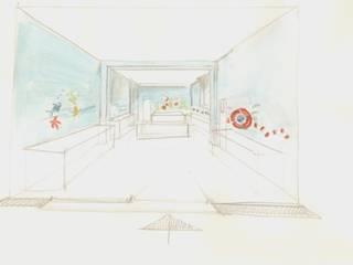 Decorando un negozio... di Alexandra Michelozzi architetto Eclettico