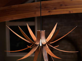 Iris Pendant Light por MacMaster Design
