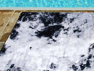 Beach Towels Nebula:   von schoenstaub
