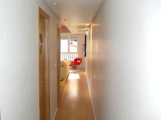 Гостиная в . Автор – AFarquitectura, Минимализм