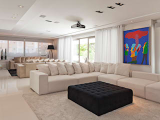 Modern Living Room by Link Interiores Modern