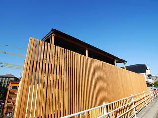 Atelier繁建築設計事務所의  주택