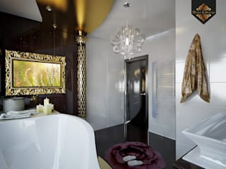 Bathroom by Decor&Design, Eclectic
