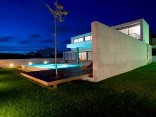 GC House Atelier d'Arquitetura Lopes da Costa Modern houses
