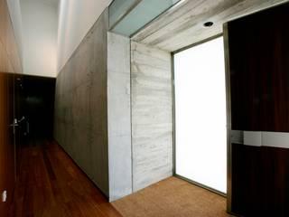 GC House Atelier d'Arquitetura Lopes da Costa Nowoczesne domy