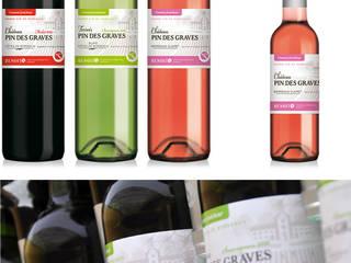 Benoit's Wine Makers:  de style  par MJ Studio