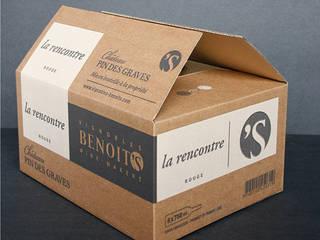 Benoit's - Wine Makers:  de style  par MJ Studio