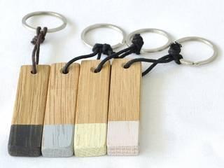 Llaveros de madera - DEKEY de debosc Moderno