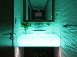 Losanto Arquitectos モダンスタイルの お風呂