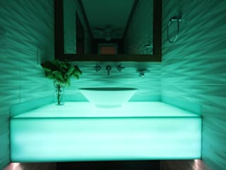 Losanto Arquitectos ห้องน้ำ