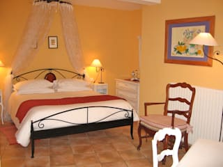 Les chambres:  de style  par mas-samarcande.com