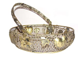 Antique Style Oval Basket by M4design