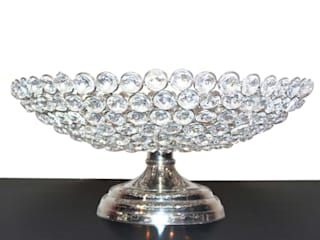 Decorative Crystal Fruit Bowl by M4design