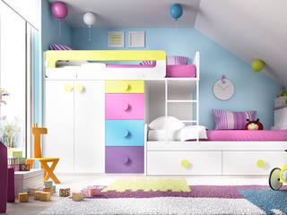 Mueblalia의  아이 방