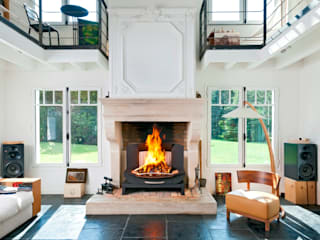 Finoptim Living roomFireplaces & accessories