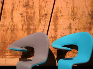 Aleaf armchair:  in stile  di Laura Modoni