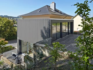 Bruck + Weckerle Architekten Minimalist house