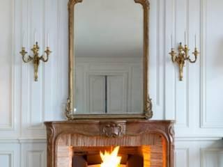 Finoptim 客廳壁爐與配件