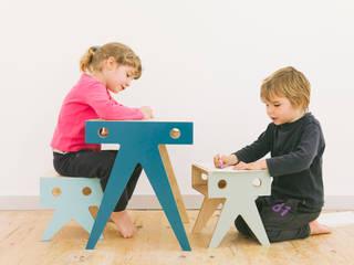 NIMIO · muebles que buscan personas 嬰兒/兒童房桌椅