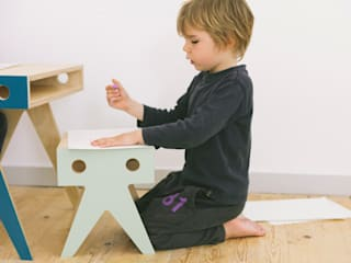 THE WALRUS FAMILY:  de estilo  de NIMIO · muebles que buscan personas