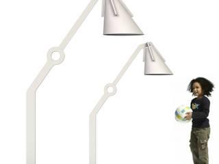Lampe Géante et Lampe Moyenne par Atelier designer Thierry Bataille