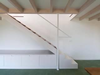 Renovação e ampliação Casa Corujeira Casas de estilo rural de Mayer & Selders Arquitectura Rural