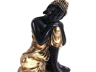 Resting Buddha Statue: asian  by M4design,Asian