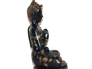 Meditating Buddha Statue: asian  by M4design,Asian