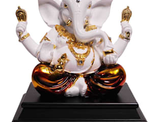 Decorative Ganesha Statue: asian  by M4design,Asian