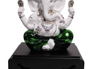 Religious Hindu God Ganesha Idol: asian  by M4design,Asian