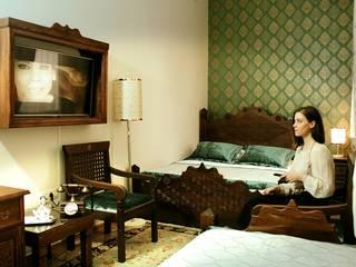 İsa begov hotel sarajova Klasik Oteller dizayn perde Klasik