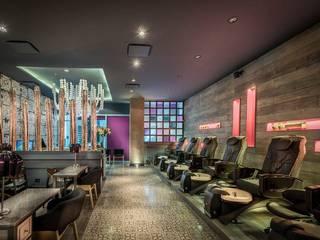 Yo te Cielo, Salon de belleza, Monterrey de FT Wallmosaic Minimalista