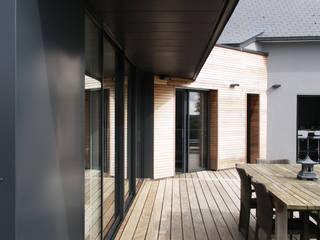 Extension B: Maisons de style de style Minimaliste par ArchiTK